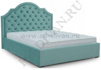 Кровать Жаклин Капитоне фото 1