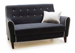 Прямой диван Муссон (Серый)