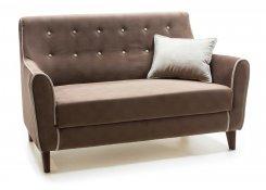 Прямой диван Муссон (Коричневый)