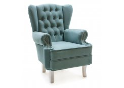Кресло Лорд (Голубой)