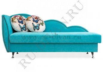 Диван-тахта Сафи-люкс – доставка фото 1 цвет голубой