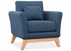 Кресло для отдыха Дублин (Синий)