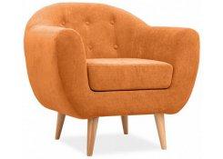 Кресло Роттердам (Оранжевый)