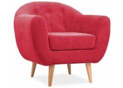Кресло Роттердам (Красный)