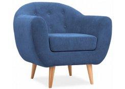 Кресло Роттердам (Синий)