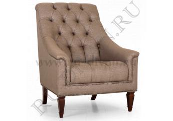 Кресло Элеганс фото 1 цвет коричневый