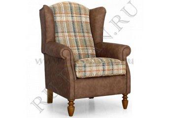 Кресло Лорд фото 1 цвета: коричневый, бежевый