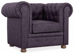 Кресло Честер (Фиолетовый)