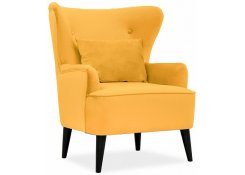 Кресло для отдыха Оттавия (Оранжевый)