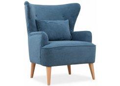Кресло для отдыха Оттавия (Синий)