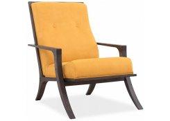 Кресло Лаундж (Оранжевый)