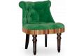 Кресло Барокко – доставка фото 3 цвета: зеленый, коричневый