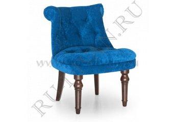 Кресло Барокко – доставка фото 1 цвет синий