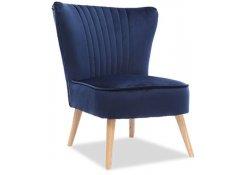 Кресло для отдыха Зола (Синий)