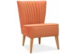 Кресло для отдыха Зола (Оранжевый)