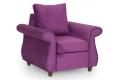 Кресло Шале – отзывы покупателей фото 1 цвет фиолетовый