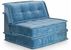 Кресло Куба (Голубой)