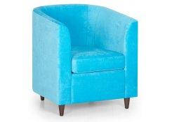 Кресло Клуб (Голубой)