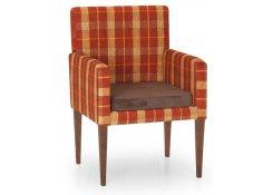 Кресло Стокгольм (Оранжевый)