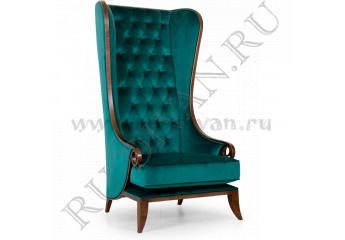 Кресло Корона – характеристики фото 1 цвет зеленый