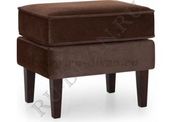 Пуф Сегрето – доставка фото 1 цвет коричневый