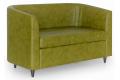 Диван Клуб – доставка фото 1 цвет зеленый