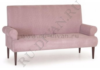 Диван Отель – доставка фото 1 цвет розовый