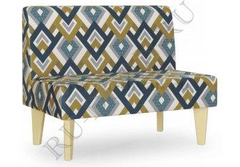 Модуль диван прямой Футурэ – отзывы покупателей фото 1 цвет синий
