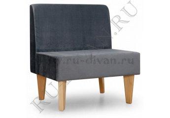 Модуль кресло без подлокотников Футурэ – доставка фото 1 цвет серый