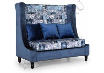 Диван Мартель – характеристики фото 1 цвет синий