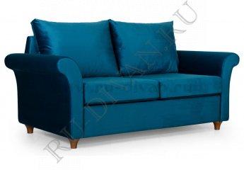 Диван Мэдисон фото 1 цвет голубой