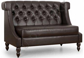 Диван Мельбурн – характеристики фото 1 цвет коричневый