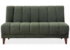 Прямой диван Люция (Зеленый)