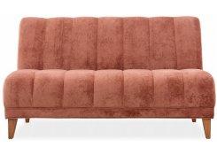 Прямой диван Люция (Коричневый)