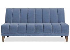 Прямой диван Люция (Голубой)