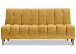 Прямой диван Люция (Желтый)