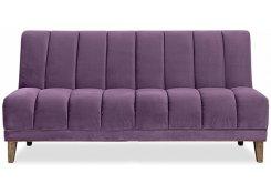Прямой диван Люция (Фиолетовый)