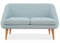 Прямой диван Семеон (Голубой)