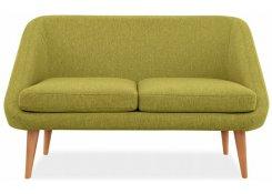 Прямой диван Семеон (Желтый)