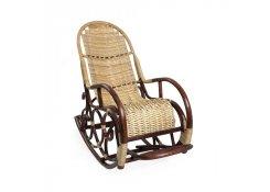 Кресло-качалка Ведуга орех