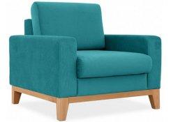 Кресло для отдыха Ньёрд (Голубой)