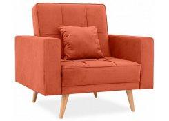 Кресло для отдыха Лейден (Оранжевый)