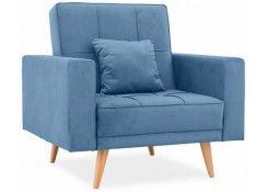 Кресло для отдыха Лейден (Синий)