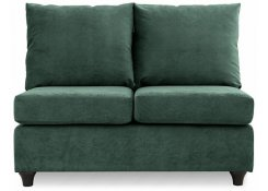 Диван Шале БП (Зеленый)