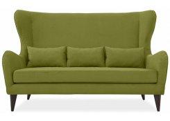 Прямой диван Грета (Зеленый)
