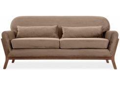 Прямой диван Йоко (Бежевый)
