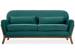 Прямой диван Йоко (Зеленый)