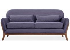 Прямой диван Йоко (Фиолетовый)