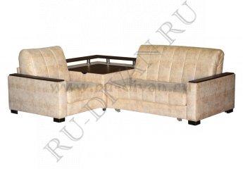 Угловой диван Аккорд-3 фото 1 цвет бежевый