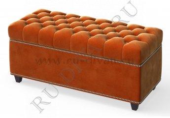 Банкетка Марсель фото 1 цвет коричневый
